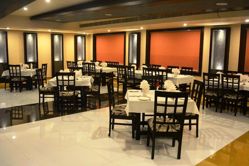 East West Hotel Puri Restaurant